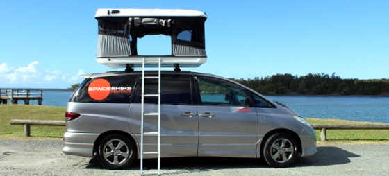 Beta 4-berth (rooftop tent)